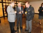 F. Pieters, Gén Bats et LtGen P. Grodent