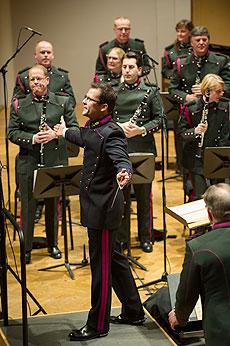 De Koninklijke Muziekkapel van de Gidsen (© Daniel Orban)