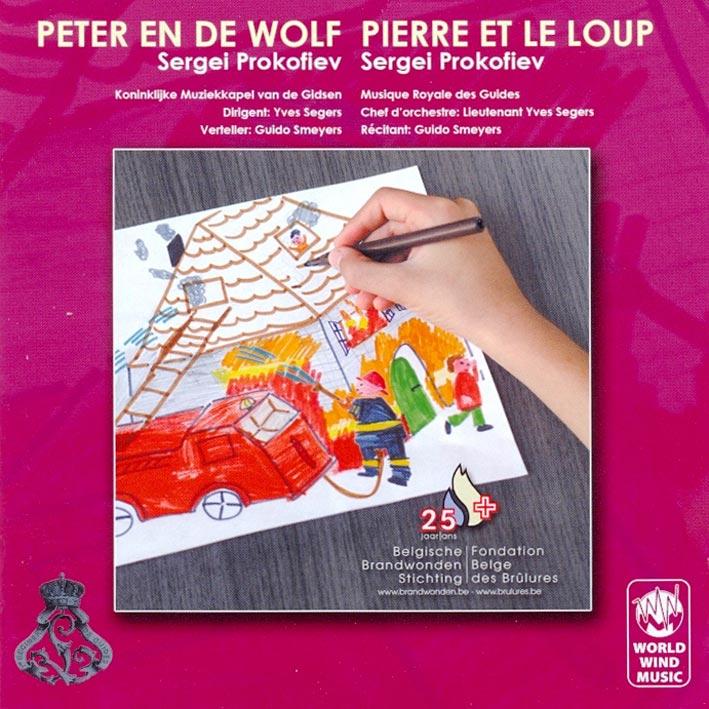 Peter en de Wolf - Pierre et le loup