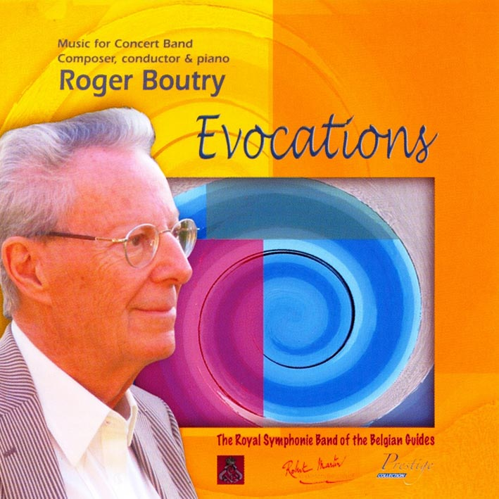 Roger Boutry - Evocations
