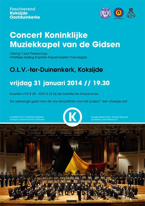 Concert Koksijde