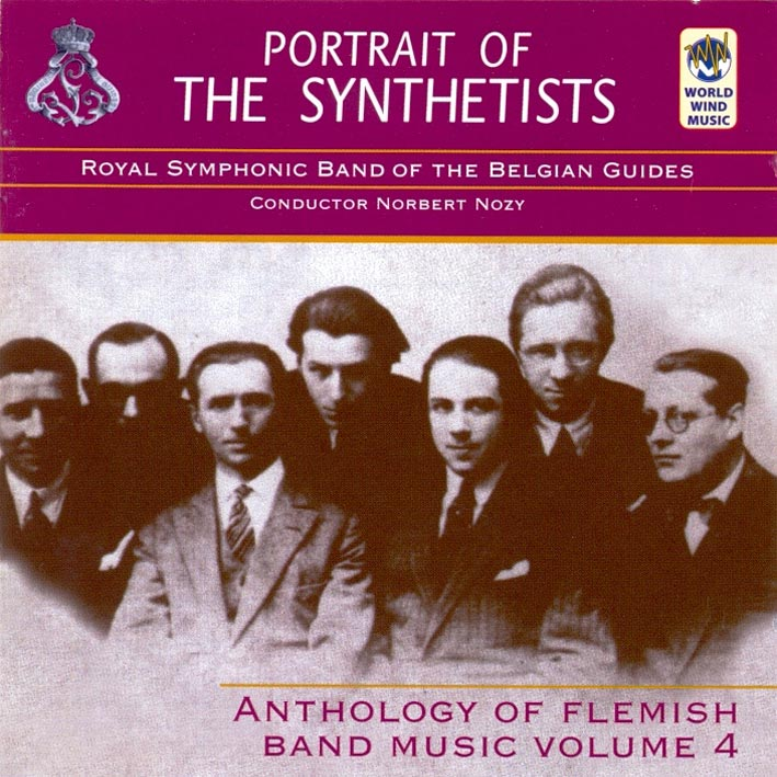 Portrait of the Synthetists