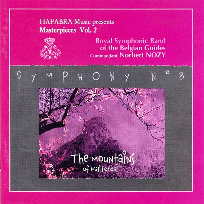 Symphony n°8 - The Mountains of Mallorca