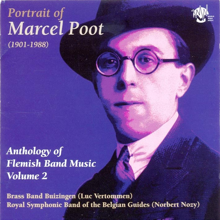 Portrait of Marcel Poot