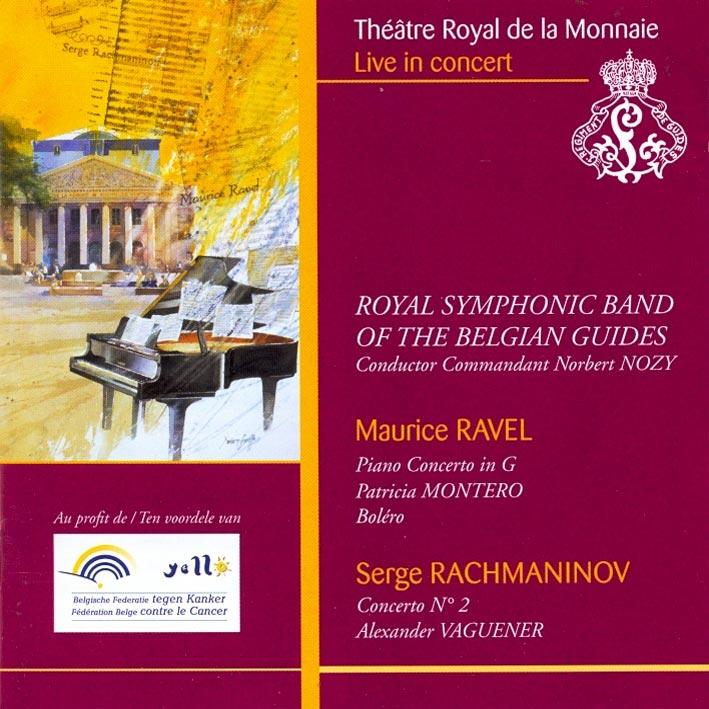Théâtre Royal de la Monnaie - Live in concert