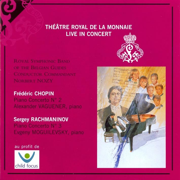 Théâtre Royal de la Monnaie - Lice in concert