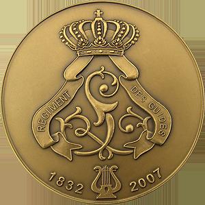 Médaille du 175e anniversaire