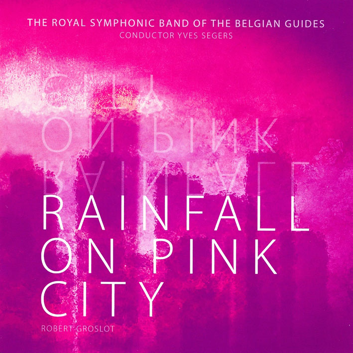 Rainfall on Pink City