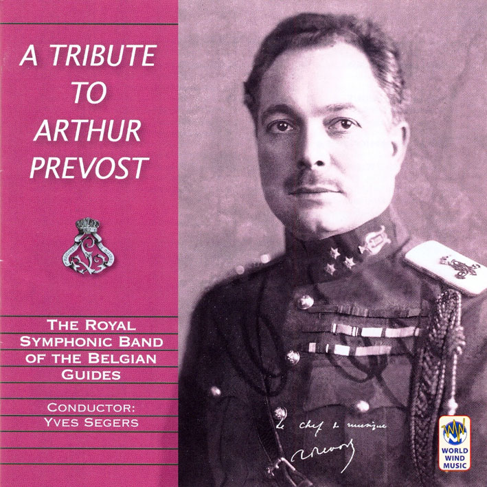 A Tribute to Arthur Prevost