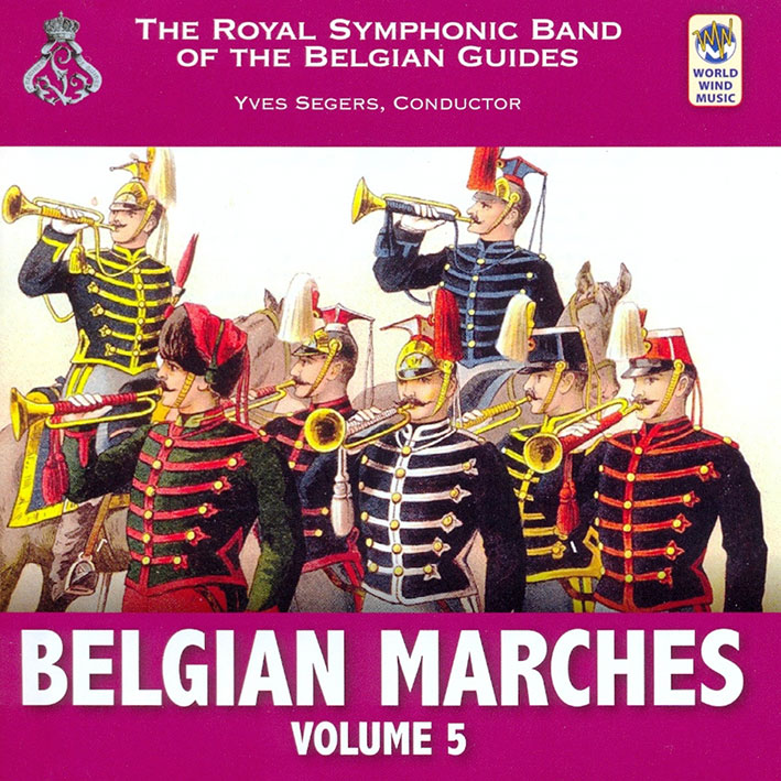 Belgian Marches Vol 5
